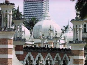 Jamek Mosque Kuala Lumpur
