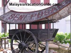 Bullock Cart Johor Art Gallery