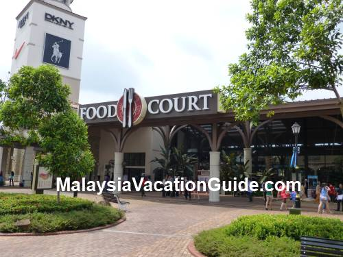 Johor Premium Outlet Food Court