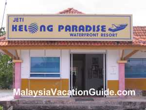 Kelong Paradise Waterfront Resort