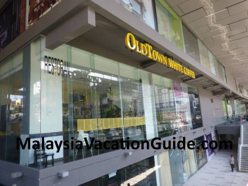 Kenanga Wholesale City Oldtown White Coffee