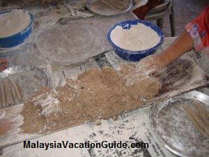 Keropok Lekor Ingredients