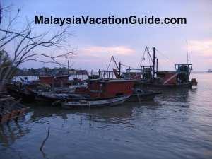 Bagan Pasir Fishermen Village