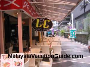 KL CIty Walk Shops