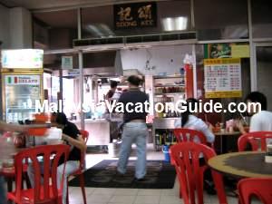 Soong Kee Restaurant in Kuala Lumpur
