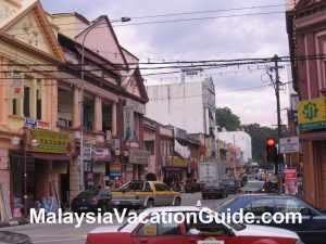 Jalan Tengku Kelana Shops