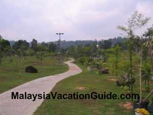 Jogging Tracks Kota Damansara