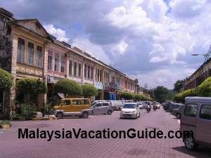 Kuala Kubu Bharu Town