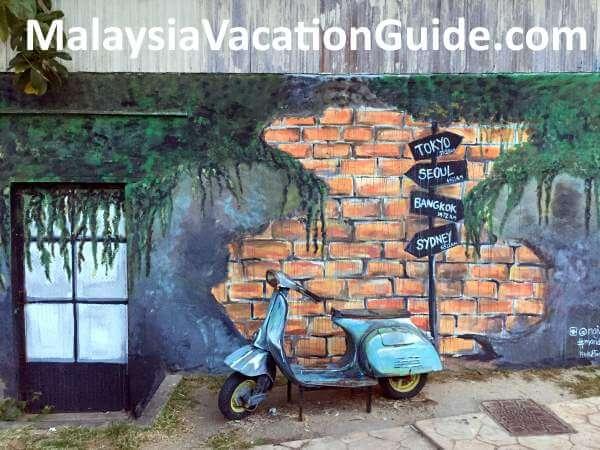 Kuala Terengganu Mural