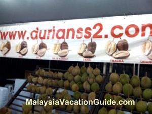 Malaysia Durian