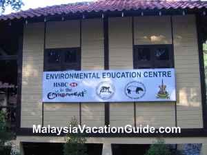 Kuala Selangor Nature Park Information Centre