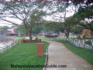Shah Alam Lake Gardens