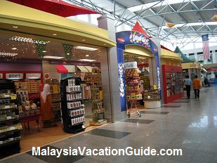 Langkawi International Airport Duty Free Shops