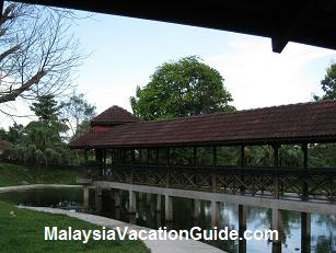 The Bridge Pond Langkawi Crocodile Farm