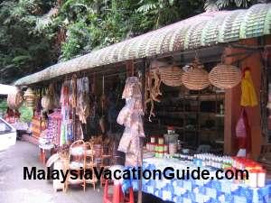 Lata Iskandar Souvenir Shops