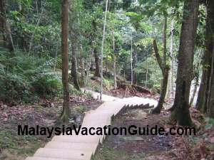 Lata Iskandar Steps