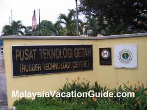 Rubber Technology Centre RRIM