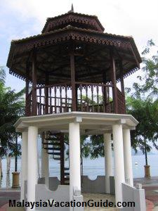 Lumut Observatory Tower