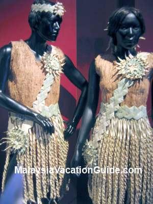Mah Meri Costumes