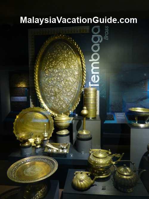 Brass Exhibits