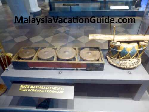 Malay Musical Instruments