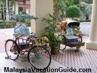Malaysia Trishaws
