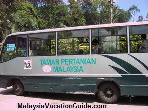Shah Alam Malaysia  Agriculture Park Bus