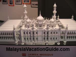 Masjid Jamek Model KL City Gallery