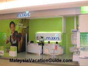 Maxis Tropicana City Mall