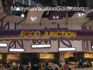 Food Junction Mid Valley Megamall