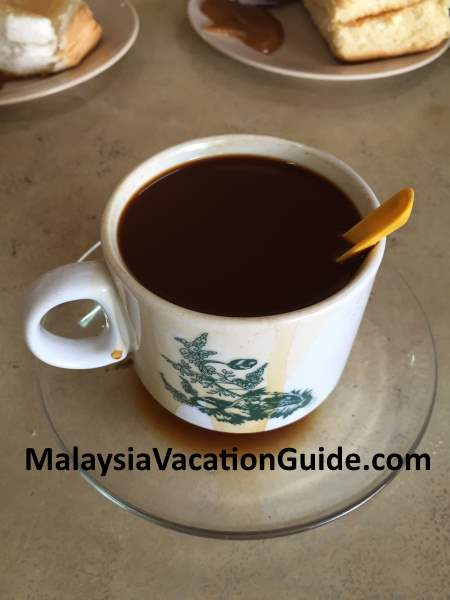 Coffee at Meng Fang, Kuantan