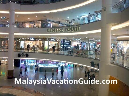 Mid Valley Megamall Shopping Experience