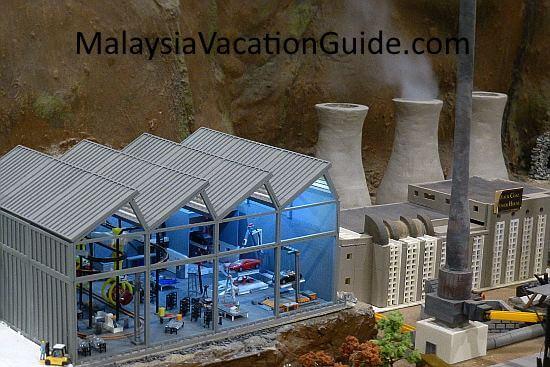 MinNature Malaysia Power Plant