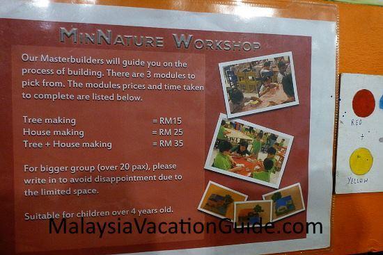 MinNature Malaysia Workshop