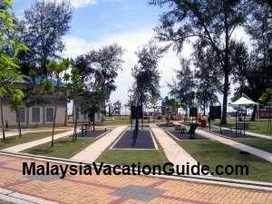 Morib Recreation Parks