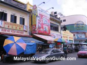 Muar Town Restaurants