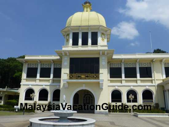 The Royal Museum Malaysia