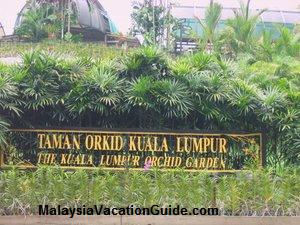 Taman Orkid KL