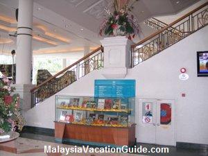 Istana Budaya Foyer