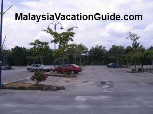 Kelanang Beach Parking Bays