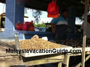 Pantai Remis Stalls