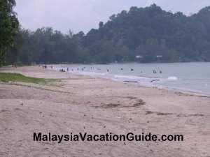 Tanjung Leman Beach