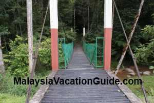 Parit Falls Bridge