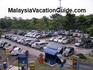 Subang Skypark Terminal Parking Bays