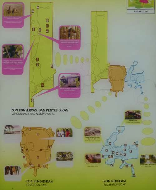 Paya Indah Zones Map