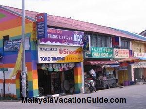 Penang Assam Laksa Shop