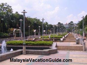 Putrajaya Fountains