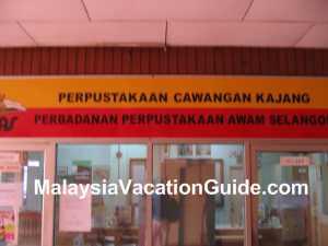 Kajang Public Library