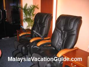 Plaza Premium Massage Chairs