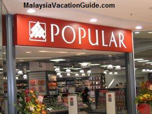 Sunway Pyramid Popular Bookstore